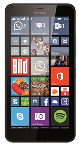 Microsoft Lumia 640 XL - Smartphone libre Windows Phone (pantalla 5.7