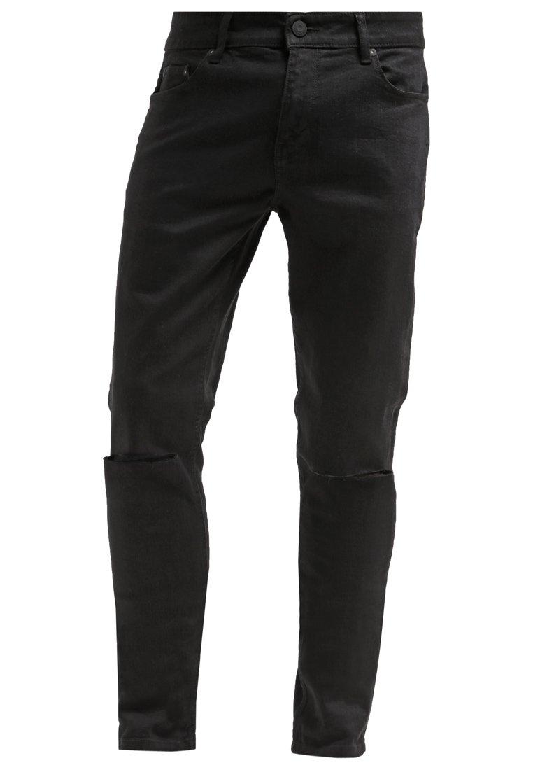Only & Sons ONSLOOM  Vaqueros slim fit black denim