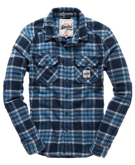 Camisa de franela Milled