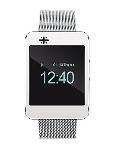 Smartwatch reloj de pulsera ora prisma 2 correas intercambiables bluetooth manos libres, mensajes , control remoto, control llamadas