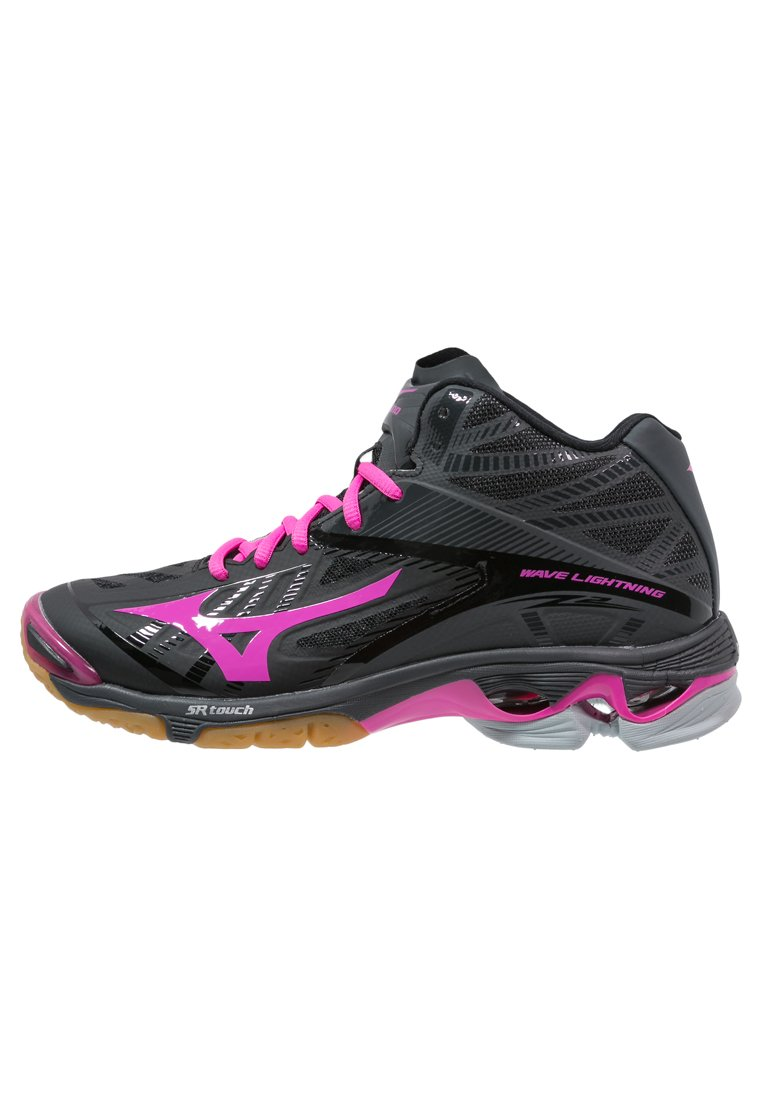 Mizuno WAVE LIGHTNING Z2 Zapatillas de voleibol blackelectricdark shadow