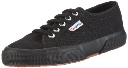 Superga 2750 Cotu Classic - 5, Zapatillas, Unisex, Negro (Full Black S996), 40