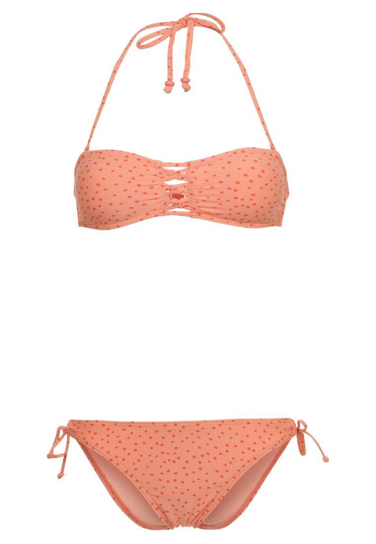 O'Neill DISCOVERY Bikini yellow aop